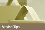 Moving: Moving Tips That Will Eliminate Stress...